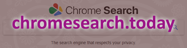 Cara menghapus virus chromesearch.today (Chrome Search)