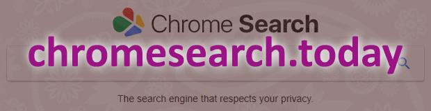 Cara menghapus virus chromesearch.today (Chrome Search)