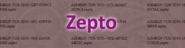 Mendekripsi file virus .zepto: penghapusan ransomware zepto dan panduan dekripsi